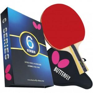 Butterfly 603-FL Racket Set