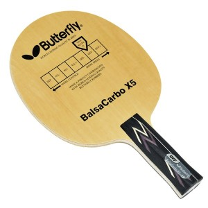 Butterfly Balso Carbo X5 Blade