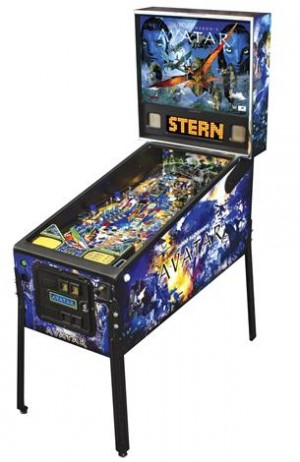 Avatar Pinball Machine (Pick Up Only)