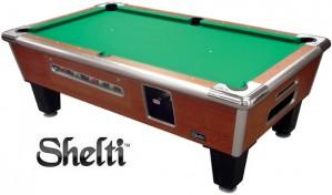 Shelti Bayside Pool Tables