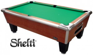 Shelti Bayside Pool Table
