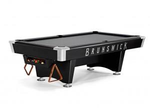 Brunswick Black Wolf Pro Pool Table