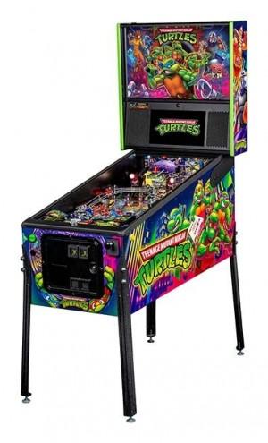 Teenage Mutant Ninja Turtles Pro Pinball Machine (Pick Up Only)
