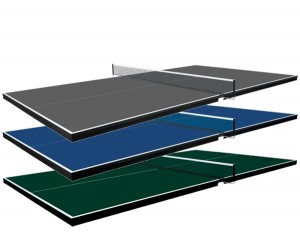 Pool Table Conversion Top