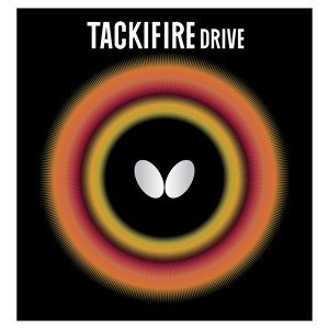 Butterfly Tackifire Drive Rubber