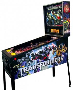 Transformers Pro Pinball Machine (Pick Up Only)