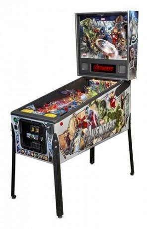 Avengers Pro Pinball Machine (Pick Up Only)