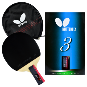 Butterfly 303-CS Racket Set