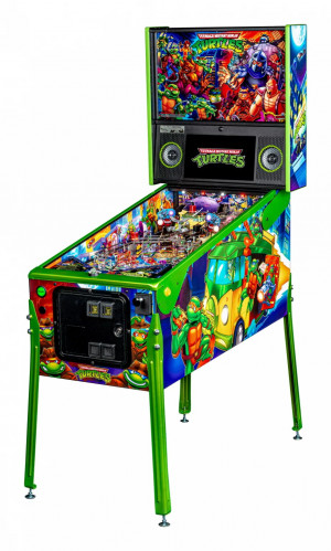 Teenage Mutant Ninja Turtles LE Pinball Machine (NIB & Pick Up Only)