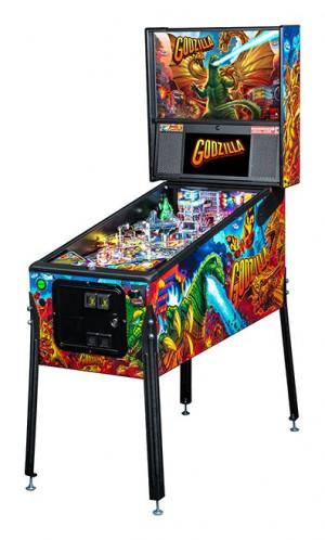 Godzilla Premium Pinball Machine (PreOrder Only)