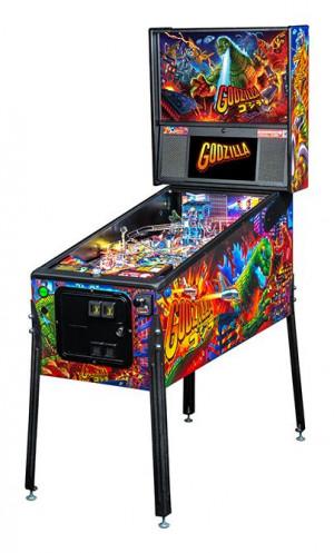 Godzilla Pro Pinball Machine (PreOrder Only)