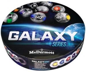 McDermott Galaxy Series Ball Set