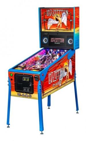 Led Zepplin LE Pinball Machine (Pick Up Only - NIB)