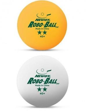 Newgy 2 Star 40+ Table Tennis Balls - 144 Pack