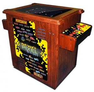 Pac-Man's Pixel Bash Cocktail Arcade Game